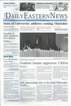 Daily Eastern News: October 03, 2019 by Eastern Illinois University