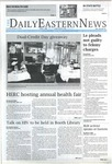 Daily Eastern News: October 08, 2019 by Eastern Illinois University