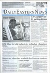 Daily Eastern News: October 14, 2019 by Eastern Illinois University