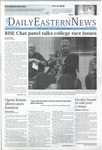 Daily Eastern News: October 15, 2019 by Eastern Illinois University