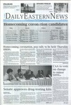 Daily Eastern News: October 24, 2019 by Eastern Illinois University