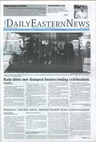Daily Eastern News: October 28, 2019 by Eastern Illinois University