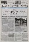 Daily Eastern News: September 05, 2019 by Eastern Illinois University