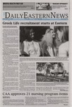 Daily Eastern News: September 06, 2019 by Eastern Illinois University