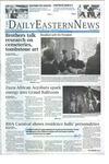 Daily Eastern News: September 30, 2019 by Eastern Illinois University