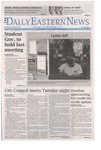 Daily Eastern News: December 02, 2020 by Eastern Illinois University