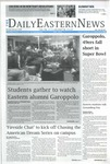 Daily Eastern News: February 03, 2020 by Eastern Illinois University