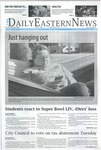 Daily Eastern News: February 04, 2020 by Eastern Illinois University