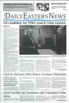 Daily Eastern News: February 13, 2020 by Eastern Illinois University