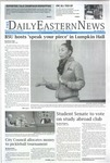 Daily Eastern News: February 19, 2020 by Eastern Illinois University