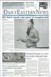 Daily Eastern News: February 19, 2020