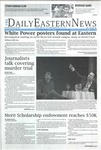 Daily Eastern News: February 20, 2020 by Eastern Illinois University
