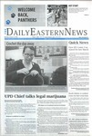Daily Eastern News: January 13, 2020 by Eastern Illinois University