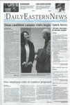 Daily Eastern News: January 15, 2020 by Eastern Illinois University