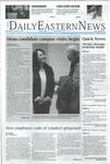 Daily Eastern News: January 15, 2020