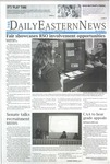 Daily Eastern News: January 23, 2020 by Eastern Illinois University