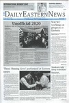 Daily Eastern News: March 09, 2020 by Eastern Illinois University