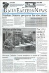 Daily Eastern News: March 10, 2020 by Eastern Illinois University