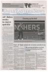Daily Eastern News: November 09, 2020 by Eastern Illinois University