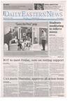 Daily Eastern News: November 13, 2020