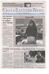 Daily Eastern News: November 17, 2020 by Eastern Illinois University