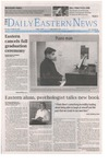 Daily Eastern News: October 26, 2020 by Eastern Illinois University
