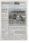 Daily Eastern News: September 03, 2020