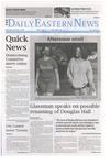 Daily Eastern News: September 16, 2020 by Eastern Illinois University