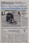 Daily Eastern News: April 01, 2021 by Eastern Illinois University
