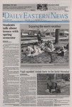 Daily Eastern News: April 12, 2021 by Eastern Illinois University