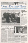 Daily Eastern News: January 19, 2021