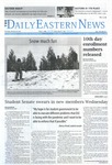 Daily Eastern News: January 28, 2021 by Eastern Illinois University