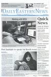 Daily Eastern News: January 29, 2021