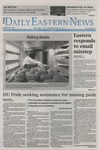 Daily Eastern News: March 05, 2021 by Eastern Illinois University