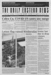 Daily Eastern News: September 02, 2021