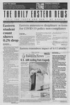Daily Eastern News: September 10, 2021 by Eastern Illinois University
