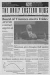 Daily Eastern News: September 13, 2021 by Eastern Illinois University