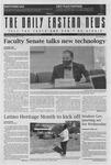 Daily Eastern News: September 15, 2021 by Eastern Illinois University
