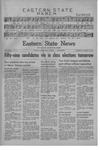 Eastern March in the Eastern State News, January 31, 1951