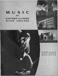 EISC Bulletin - Music at Eastern Illinois State College by Earl Boyd