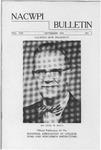 NACWPI Bulletin Vol. VIII No. 1 by Earl Boyd