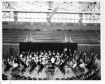 Eastern Illinois Symphony Orchestra in White