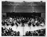 Orchestra in the Gym
