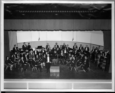 Eastern Illinois University Symphonette, 1968