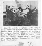 The Woodwind Quintet by Earl Boyd