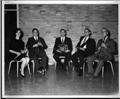 Woodwind Quintet, 1966