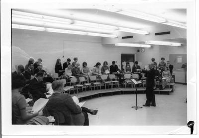 Earl Boyd Teaching