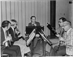 Woodwind Quintet, 1960 by Earl Boyd