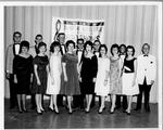 USO Shows 1964 Group Photo