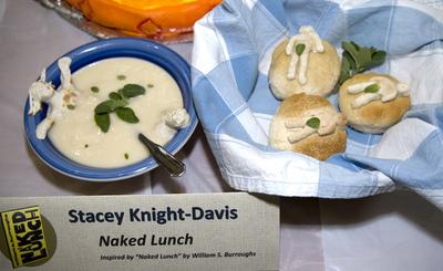 Award Winner - Dean's Choice Runner-Up: Naked Lunch